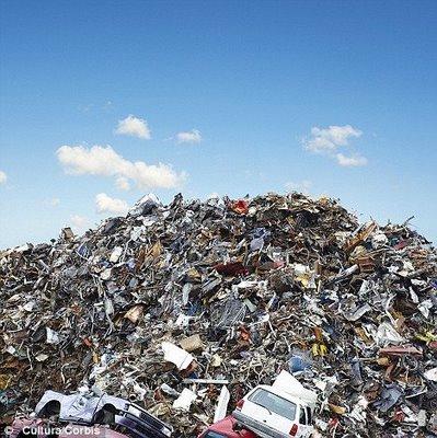 rubbish-tip